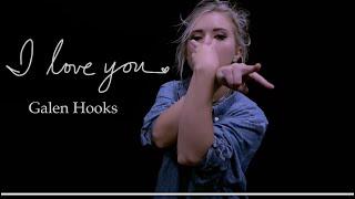 "Billie Eilish - ""i love you"" | Galen Hooks Choreography"