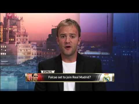 Falcao set for Real Madrid move?