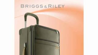 Features of Luggage, Business Cases by Briggs & Riley
