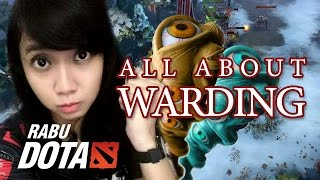 "Rabu Dota Guide - Eps 2 ""Pro Warding Full Tutorial"" (with Crestfall)"