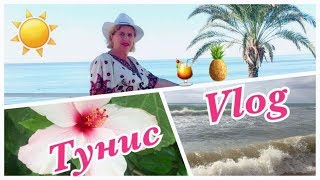 Тунис 2019 Отель Sol Azur Beach Все включено