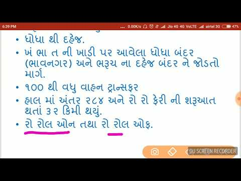 Gujarat Sarkar Ni Yojanao (Gujarat Government Policy)