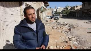 أبو حسن من معقتل سابق إلى مدير مركز الدفاع المدني في حي القابون الدمشقي