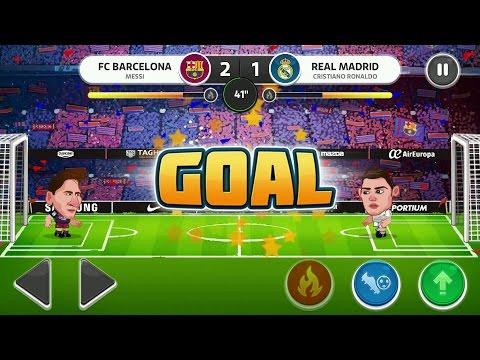 Head soccer la liga 2017 android gameplay #3