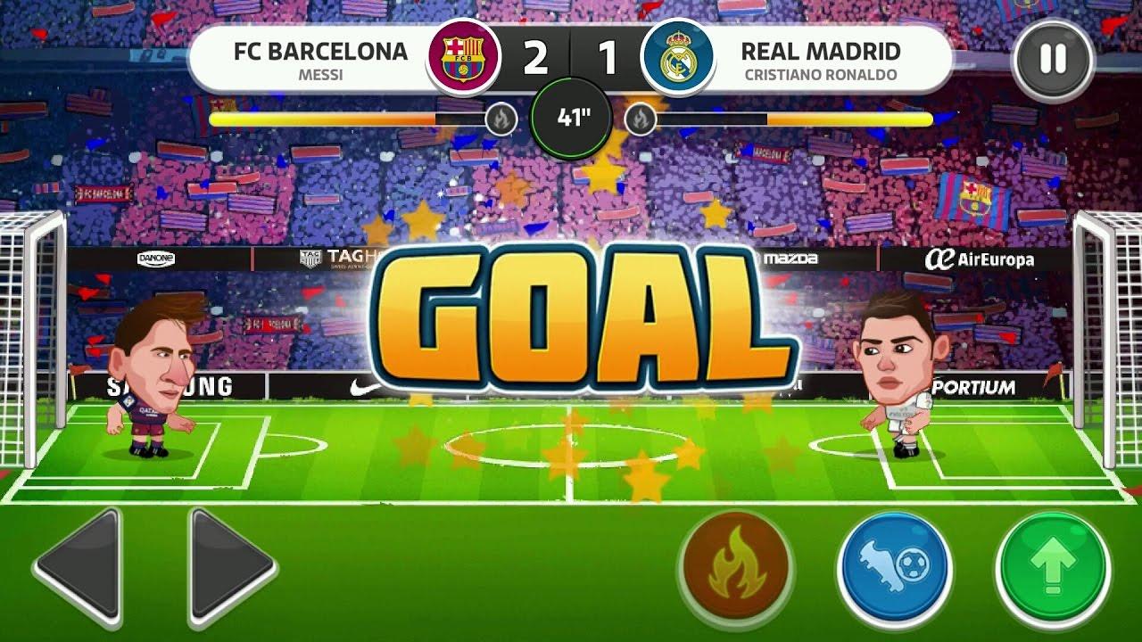 Football Head Soccer
