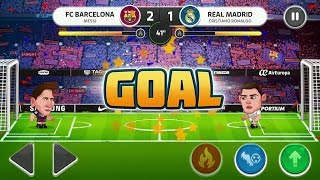 Head Soccer La Liga 2017 Android Gameplay #3