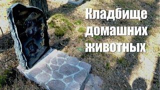 Случайно на фэтбайке напоролся на кладбище домашних животных