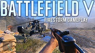 Firestorm Gameplay and Impressions Battlefield 5