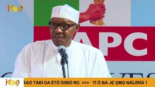 Buhari orders the military and Police to be ruthless to whoever tries to disrupt the election