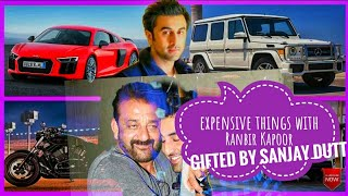 10 ridiculously expensive things that Ranbir Kapoor owns