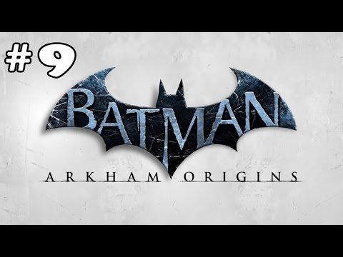 Batman: Arkam Origins #9 - Attack in the GCPD! (Gotham City Police Depermant)
