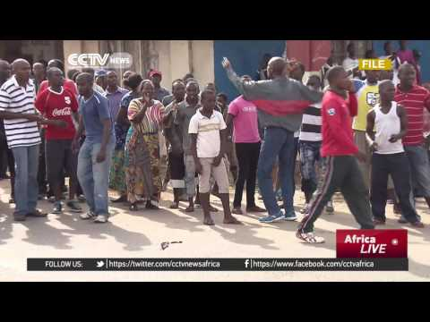 Thousands who fled to Tanzania returned to Burundi