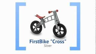 FirstBike Cross Balance Bike Review from Balance Bikes 4 Kids