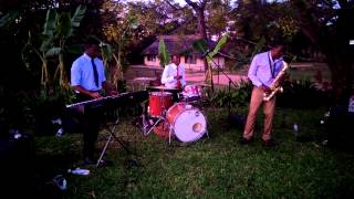THIS JAZZ GROUP FROM ZIMBABWE ROCKED THE WEDDING