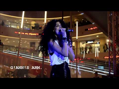 Eleni Foureira / Ελένη Φουρεϊρα LIVE at River West 15.3.2013 HD