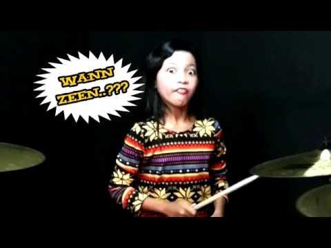 WAPBOM.COM - Wali - Nenekku Pahlawanku - Drum Cover - Nur Amira Syahira.mp4