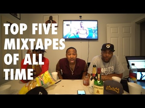 Players Tribune Ep. 1 Top Five Mixtapes Of All Time