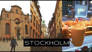 Stockholm'da Küçük Bir Mola | İsveç'te Bir Gün