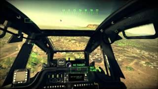 2.1 Let's play Apache Air Assault (2010) Mission 2 Part 1