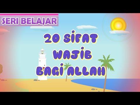 20 Sifat Wajib Bagi Allah - Anak Islam - Bersama Jamal Laeli