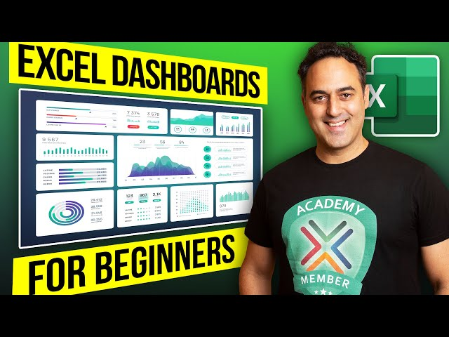 excel tips creating a dashboard with pivot table charts and