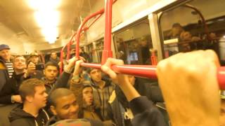 【TWBEATBOX.com】BeatBoxer Freestyle Jam On The Tram @Basel
