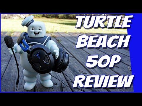 Turtle Beach Ear Force 50P Headphone REVIEW