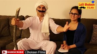 Haryana Day Special - Taau Ka Interview | Lalit Shokeen Comedy |