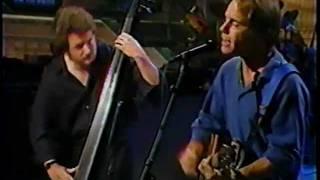 """Bob Weir & Rob Wasserman """"The Winners"""" @ David Letterman 1991"""
