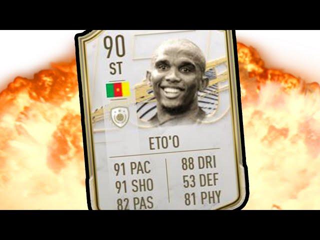 ETOOOOOOOOOOOOOOOOOOOOOOOOOOOOOOOOOOOOOOOOO!!!! - FIFA 21 ultimate team