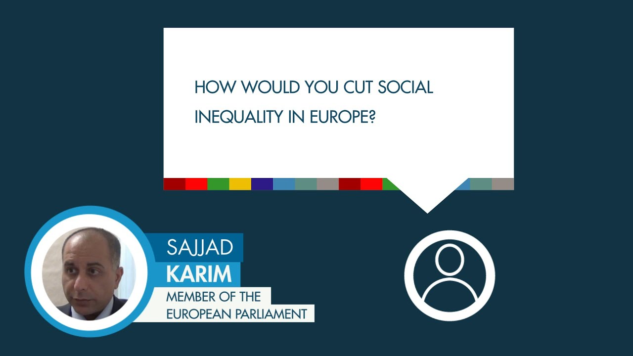 How would you cut social inequality? - Debating Europe