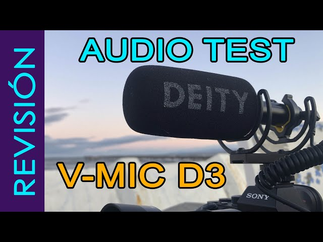 Review y test del DEITY V-MIC D3