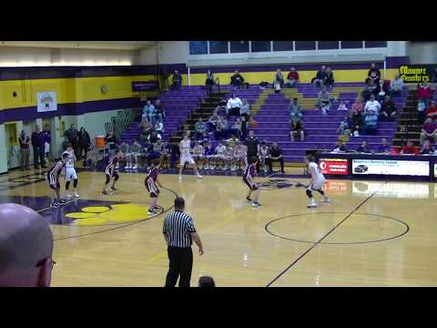 Maumee High School Boys Freshman Basketball VS Rossford (Part 3)