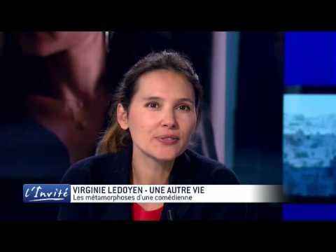 """Virginie LEDOYEN : """"Je rêve d'une autre vie"""""""