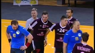 Гандбол мужчины. Латвия - Украина. Отбор к чемпионату мира-2017. ПОСЛЕДНЯЯ МИНУТА
