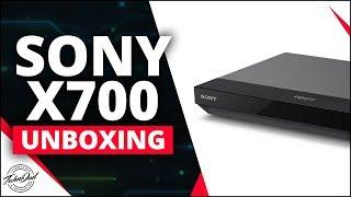 Sony UBP-X700 | Sony's New 4K Blu-Ray Player for 2018!