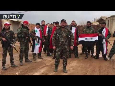 فيديو مع رسالة للقوات السورية في جنديرس بعفرين  - نشر قبل 2 ساعة