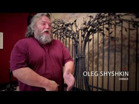 Improve Canada - Wrought Iron Art - Oleg Shyshkin