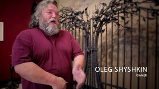 Improve Canada   Wrought Iron Art   Oleg Shyshkin