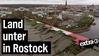 Realer Irrsinn: Neubauviertel in Rostock sackt ab