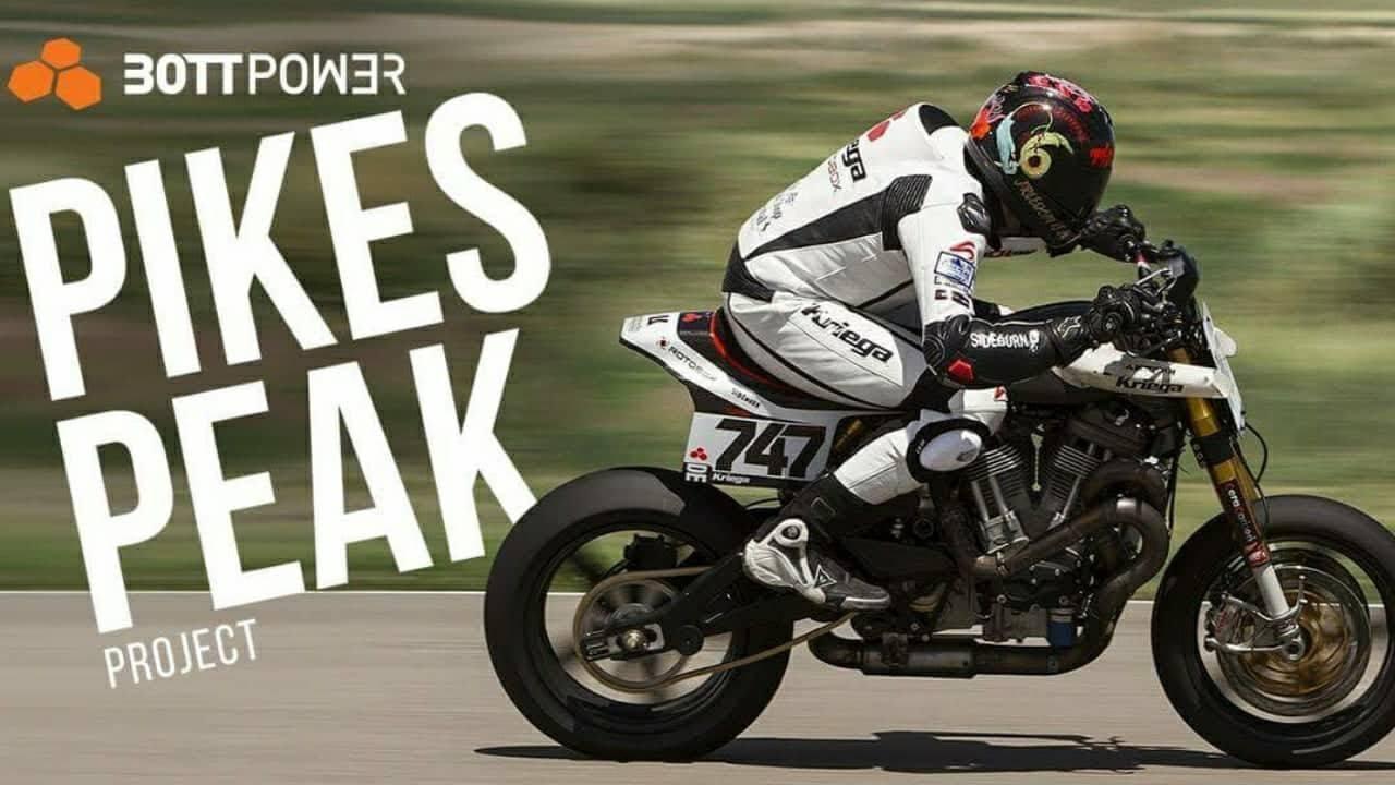 Pikes Peak Fastest Motorcycle
