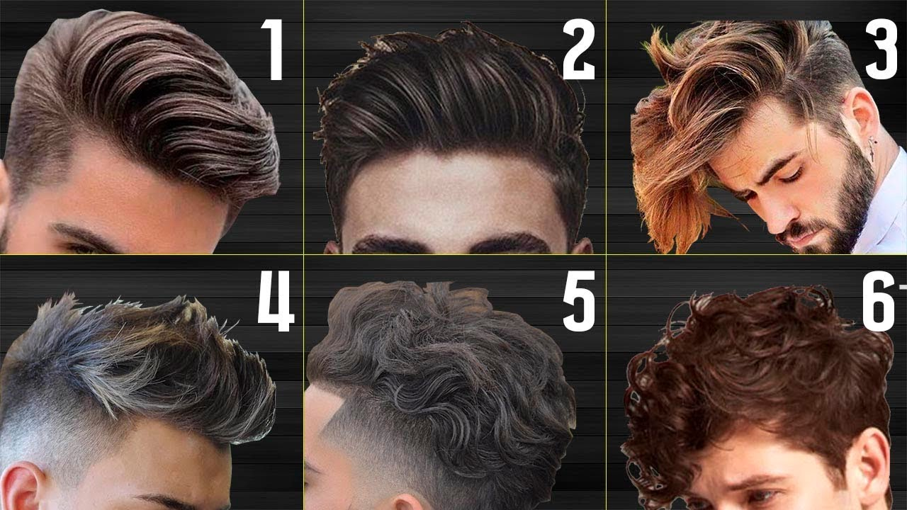 Los Mejores Peinados Para Hombres Hairstyles For 2018 Jr Style