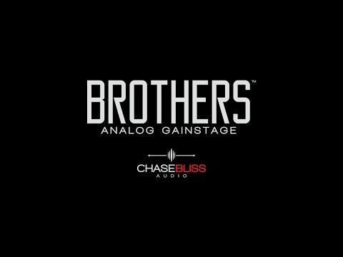 Brothers: Analog Gainstage (mini-doc)