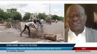 Mali : quelle est la situation à Bamako après l'arrestation du Président ?