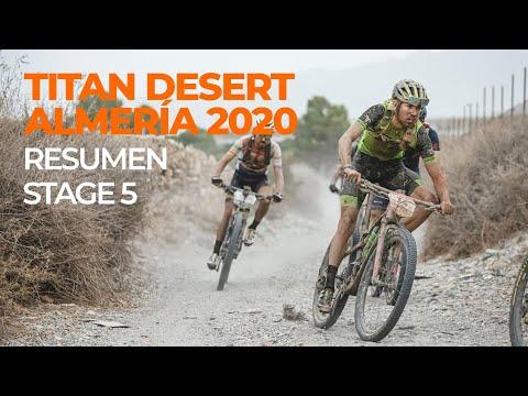 TITAN DESERT ALMERÍA 2020 | RESUMEN ETAPA / STAGE 05