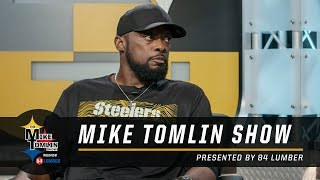 Tomlin on Penalties, Ravens, Hall of Honor | The Mike Tomlin Show