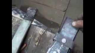 видео Усиленная рессора в Москве, Ниссан Кабстар | Услуги по усилению и ремонту рессор для любых автомобилей - ДЗМ обработка