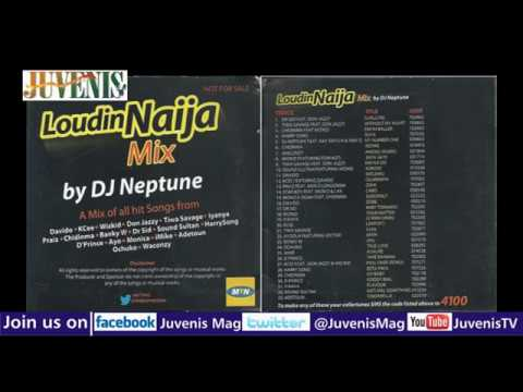 MTN Loud in Naija  Mix (Nigerian Music & Entertainment)
