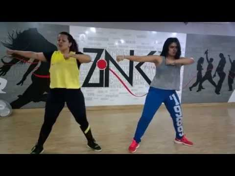 Nupur And Himani- Zumba instructors – Zink Fitness Studio