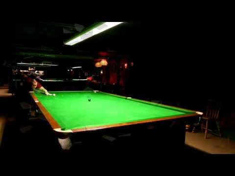 Snooker Exhibition Screw Cuepower Shots Vol 5